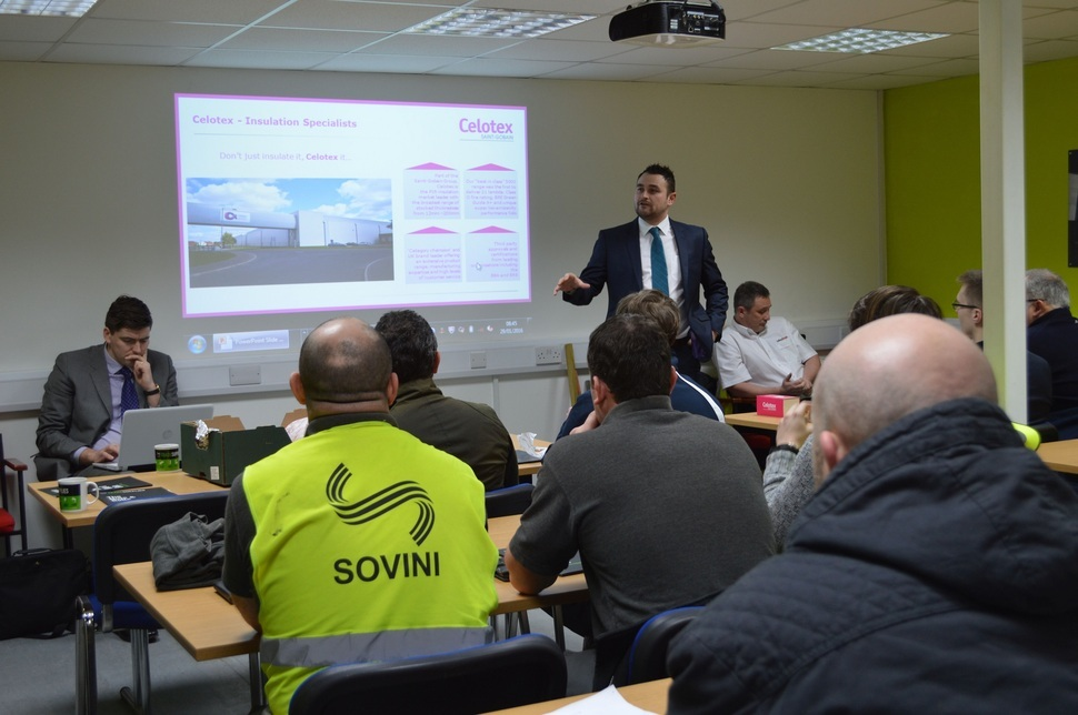 Merseyside-based Sovini Trade Supplies launches training facilities service