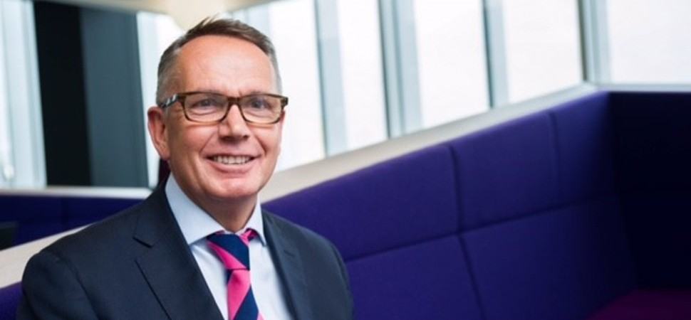 Manchester based cybersecurity start up appoints former KPMG partner as Chairman