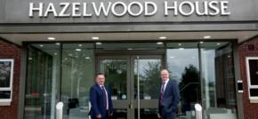 Orbit welcome global research group to Hazelwood House