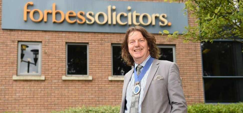 Blackburn Law Association Raises £1,445 For Rosemere Cancer Foundation
