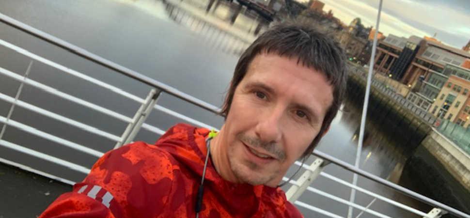 Running to raise for Dementia UK
