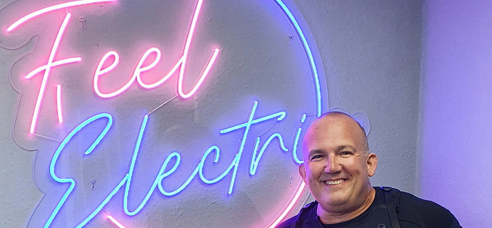 Storming Success for Electrifying Harrogate-based Fitness Studio
