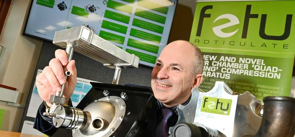 Growth on the cards for green energy startup business