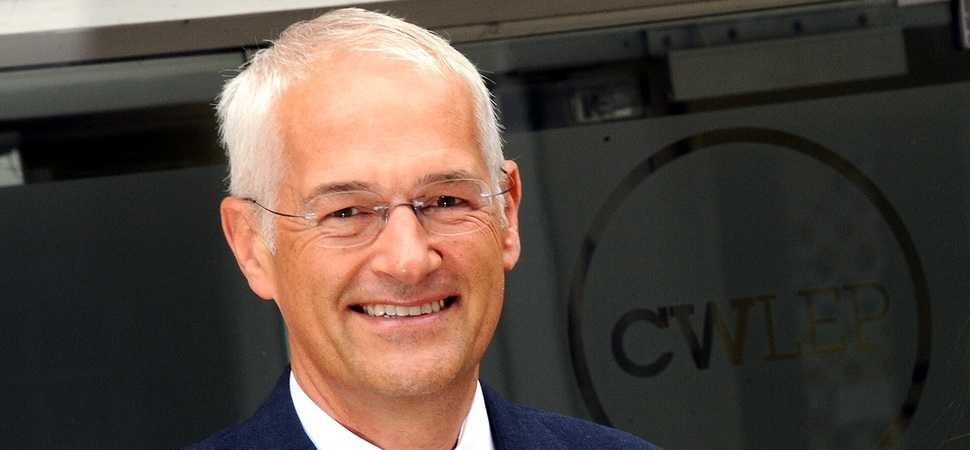 Jonathan Browning to step down as CWLEP chair