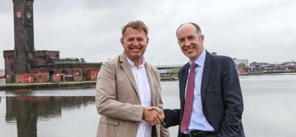 Pioneering developers join forces to bring state-of-the-art housing to Wirral Wa