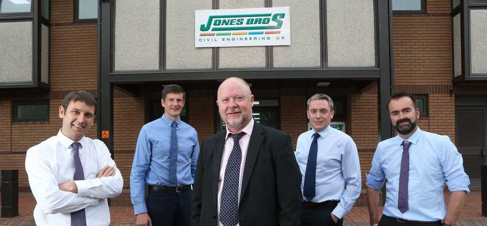 Four former students promoted to post of director at civil engineering firm