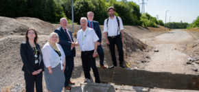 Jones Bros appointed to deliver new road in Wigan