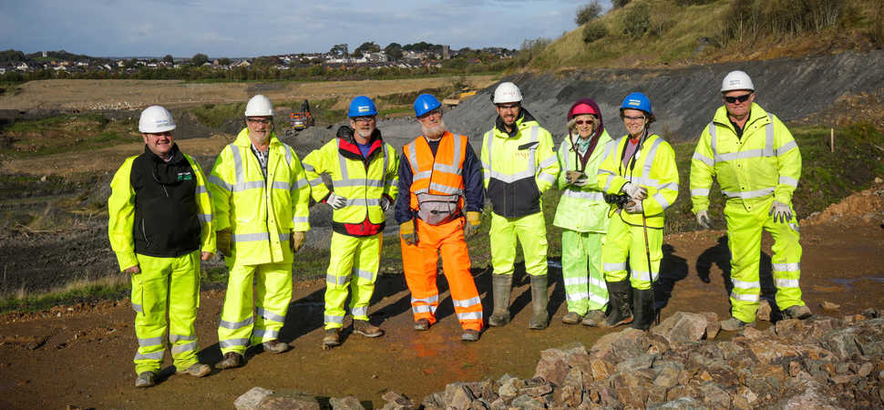 Geology society invited to study rocks around major bypass project