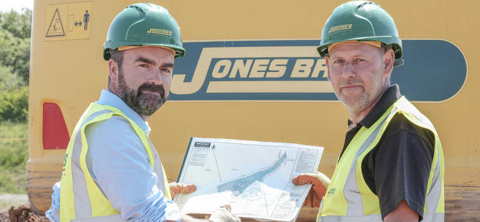 Jones Bros secures £1.8m contract for Barrow helicopter base construction