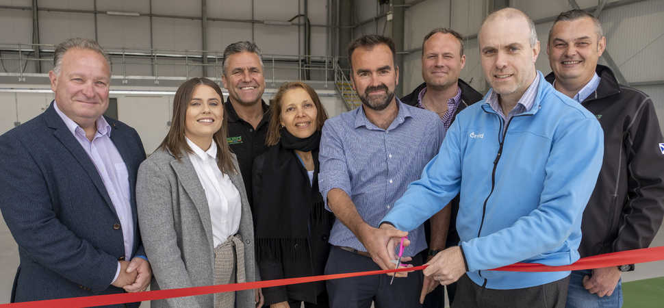 Jones Bros completes £4.2m Barrow helicopter base construction