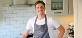 Entrepreneur serves up winning recipe for success with new venture.