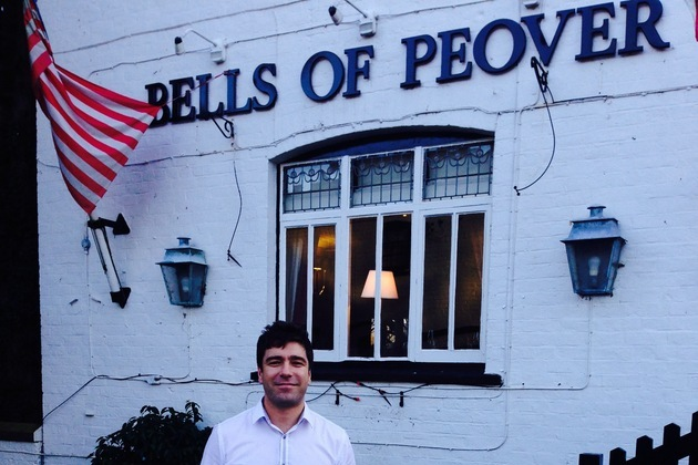 The Bells Of Peover Welcomes New General Manager