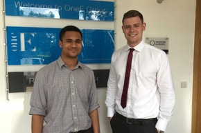 OneE Group appoints apprentices