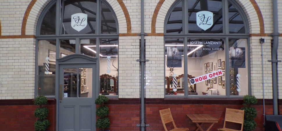 Internationally Renowned Barber Opens Salon
