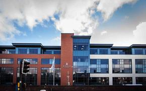 Conlon Hands Over First Phase Of Danbro HQ Project