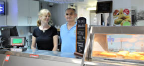Historic Rossendale fish and chip restaurant put on market for £350,000