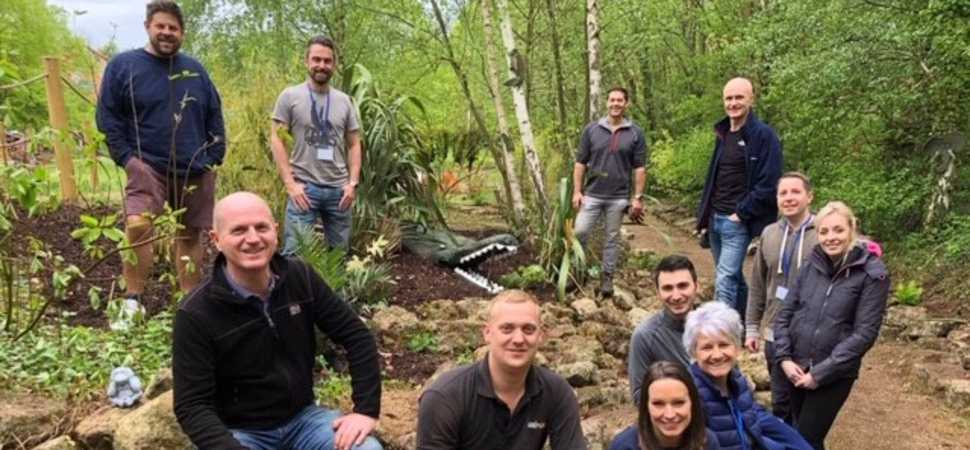 Yorkshire estate agency staff help hospice children become Jungle VIPs