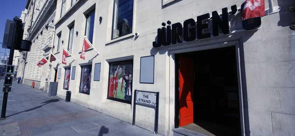 Jurgens Bierhaus now open in Liverpool.