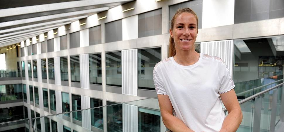 MMU championing top sports roles for women with scholarships
