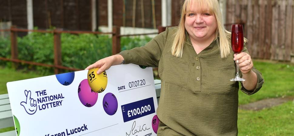 'How much?!' Carlisle Mums Shock at £100,000 National Lottery Instant W