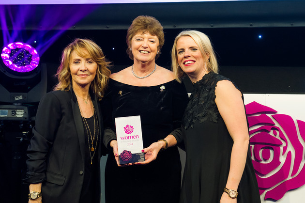 Your Housing Group's Chair wins Women in Housing Award