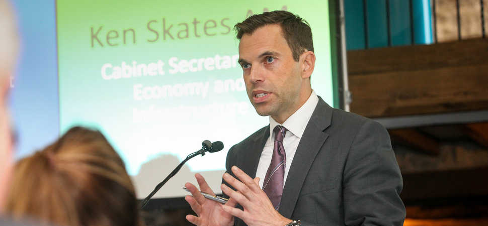Ken Skates AM to deliver speech at CBI North Wales dinner