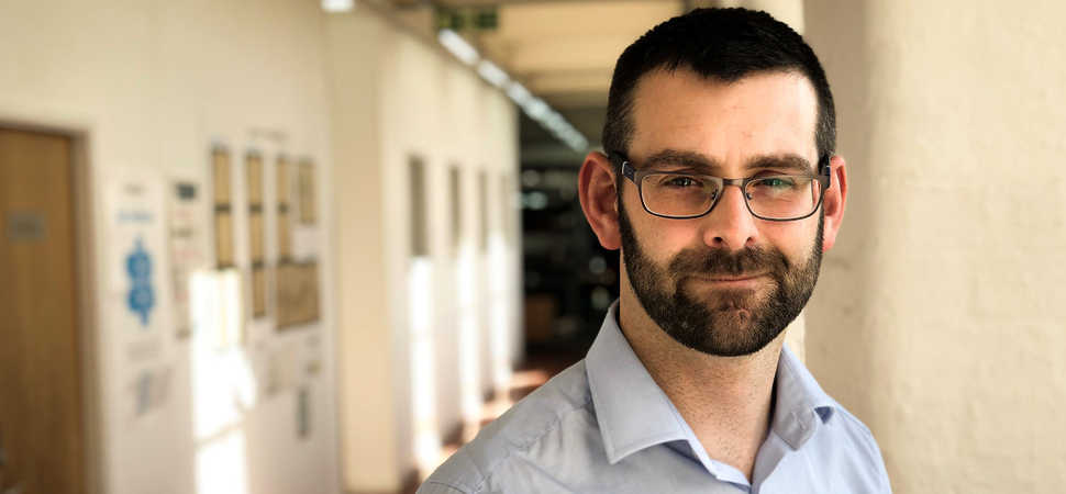 Manufacturing appointment makes an impact at James Heal