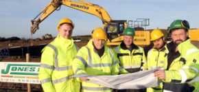 Jones Bros to deliver park and share facility off major dual carriageway