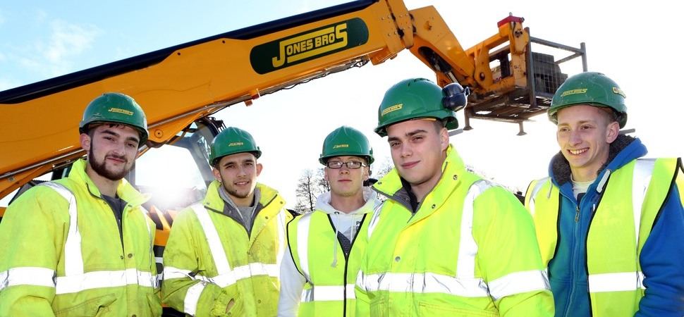 North Wales based Jones Bros invites young people to its first ever careers day