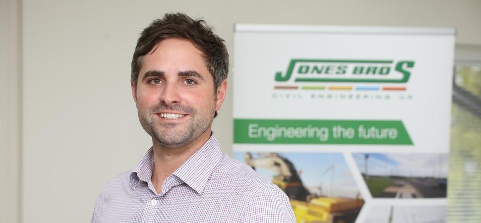 Construction management expert joins Jones Bros