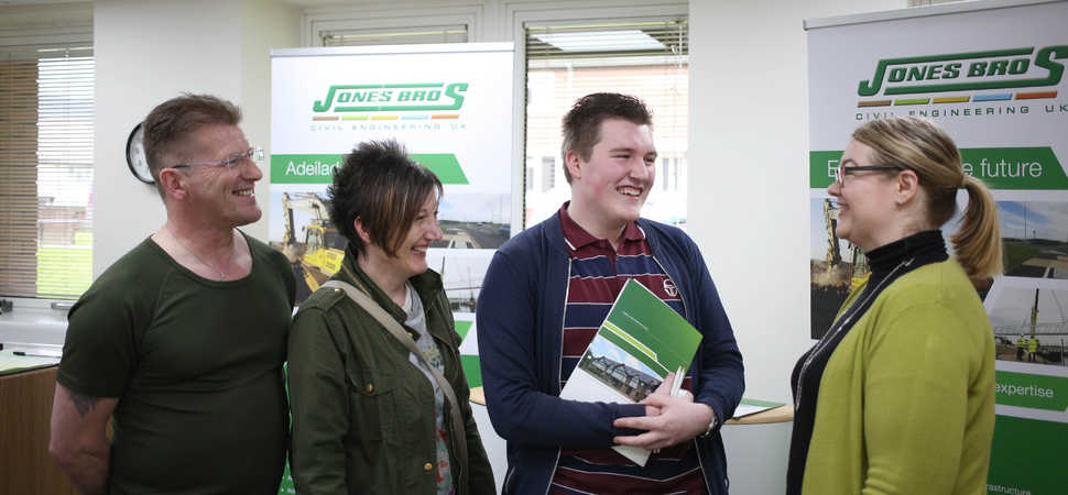 Employees to share their experiences at Jones Bros careers event