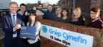 Grwp Cynefin secures prestigious workplace accreditation