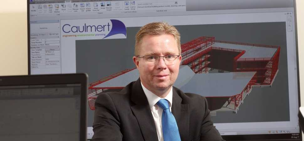 New associate director joins engineering consultancy Caulmert