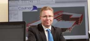 New associate director joins engineering and planning consultancy Caulmert