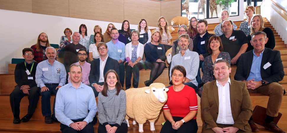 Charities enhance brand promotion skills thanks to PR and marketing conference
