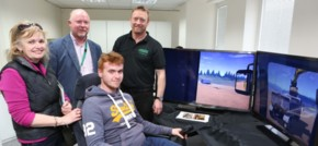 Civil engineering firms first careers drop-in day draws youngsters from across