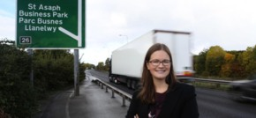 St Asaph based consultancy provides guidance ahead of noise and air pollution