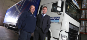 Logistics firm wins contract to transport hazardous materials