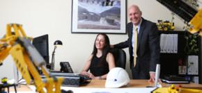 Caulmert shortlisted for top construction award