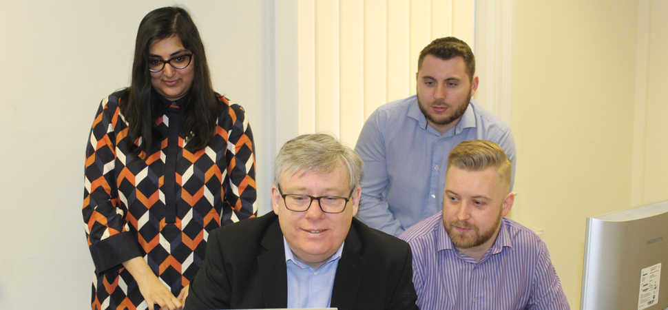 Healthy Investment launches search for new team member as it hails National Apprenticeship Week