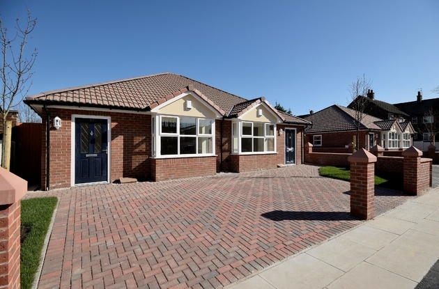 KHT completes award nominated Bluebell bungalows scheme