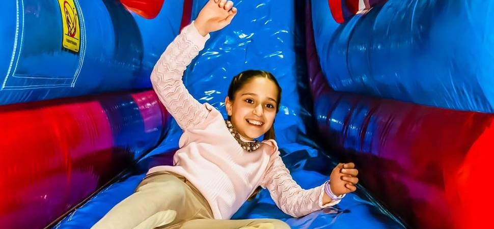 Biggest Inflatable Park in the North West comes to Lancashire next month