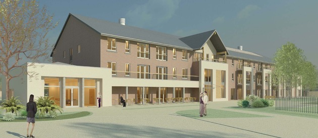 Two multi-million pound retirement living schemes in Chester near completion