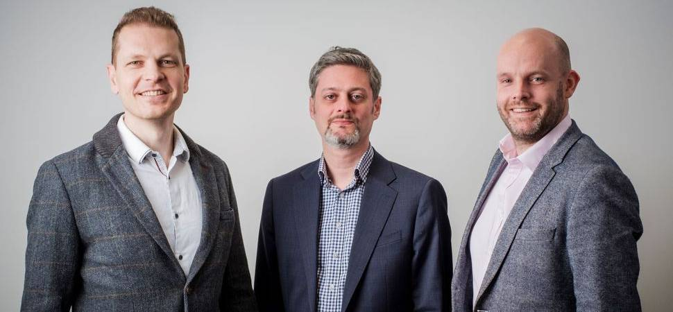 Trio create firm to protect loved ones