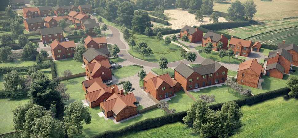 North Yorkshire development hosts Help to Buy event to open the door to home ownership