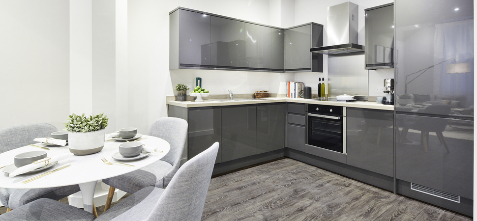 Demand for City Centre Living in Liverpool