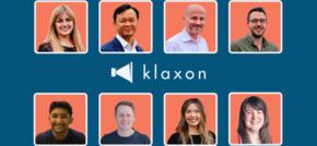 Klaxon.io Reach Rising Star Award Final