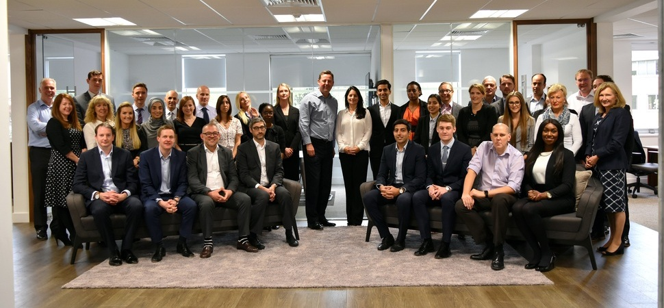 Knights to recruit 150-strong team in new Wilmslow office