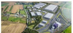 Leeds engineers win new work on multi-million pound logistics hub