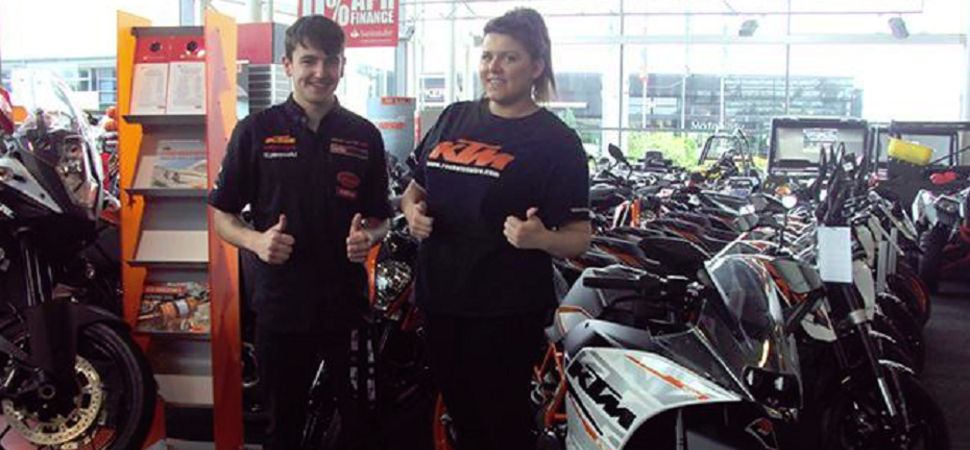 The Rocket Centre Outperforms UK Dealers in KTM Mystery Shop